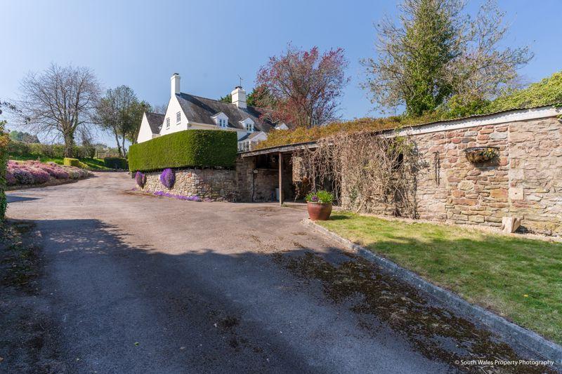 Pencarreg House, Llangybi, Usk NP15 1NN