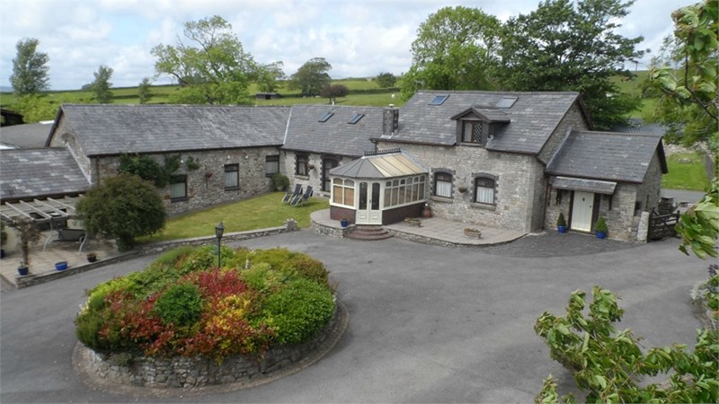 6 Bedrooms Property for sale in The Coach House with 12 acres, St Mary Hill, Vale of Glamorgan