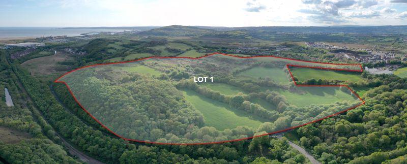 Lot 1 - Gelli Bwch Farm, Llandarcy and 89.03 acres