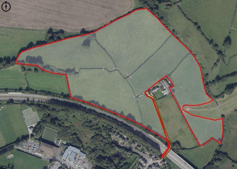 Lot 1 - 1.78 acres of land at Mount Pleasant Farm, Cowbridge