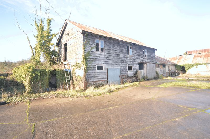 Property for sale in 2 Detached Barns with residential planning permission at Greenyard Farm, St Andrews Major