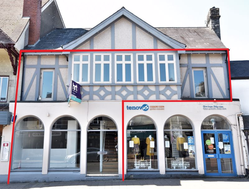 Prime Ground & First Floor Retail Unit, 44 High Street, Cowbridge, Vale of Glamorgan, CF71 7AG
