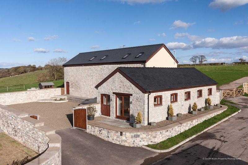 4 Bedrooms Property for sale in The Mill, Pen Onn, Llancarfan