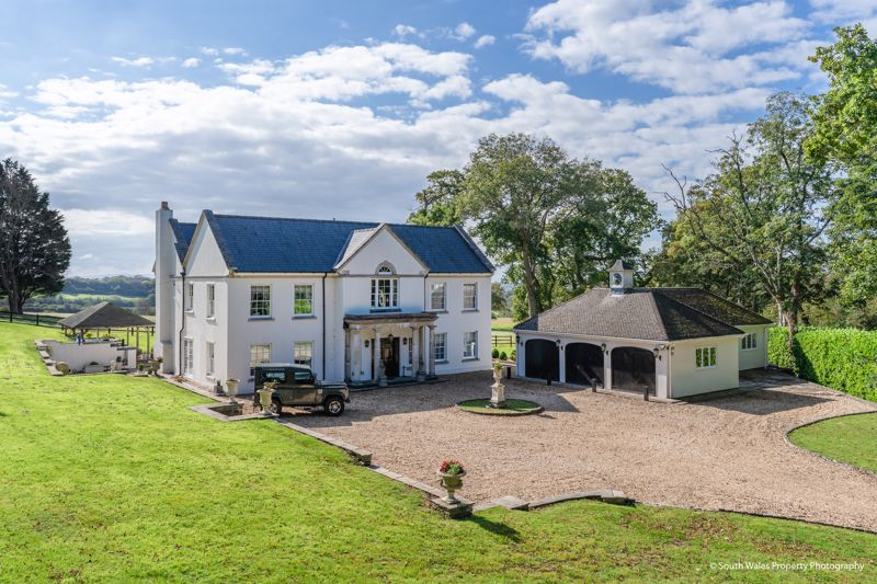 Bonvilston Hall, Bonvilston, The Vale of Glamorgan, CF5 6TQ