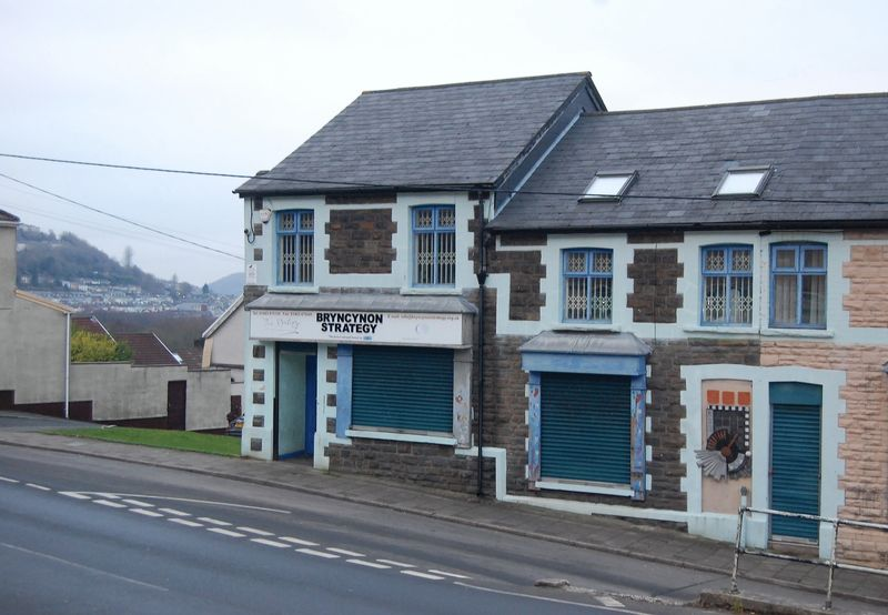 Property for sale in 2-4 Commercial Place, Abercynon