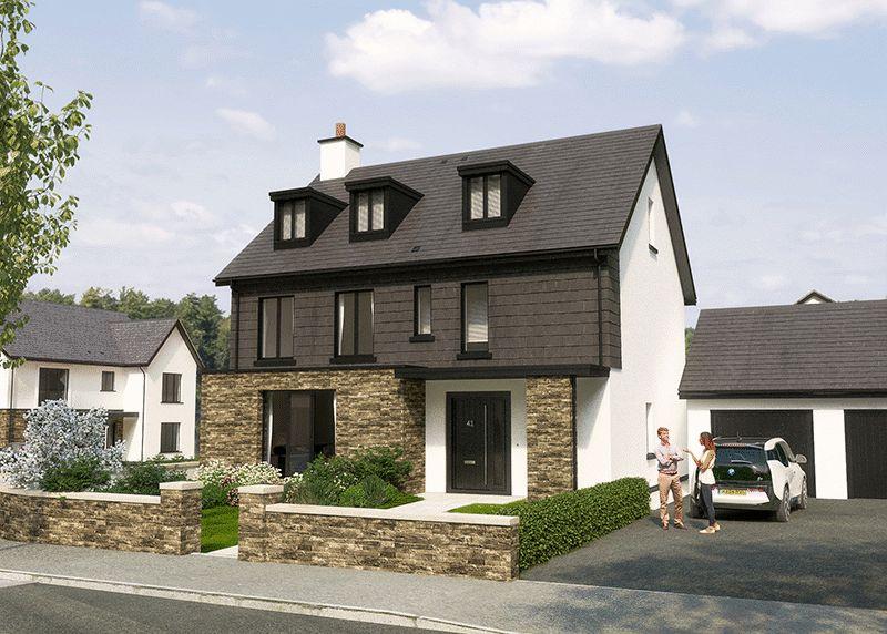 Plot 55, Cottrell Gardens, Sycamore Cross, Bonvilston, Vale of Glamorgan, CF5 6TR