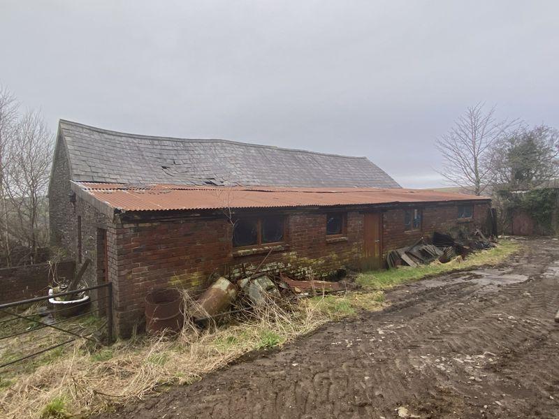 Range of Agricultural Farm Buildings, Cefn Llan Uchaf Farm, Pontardawe