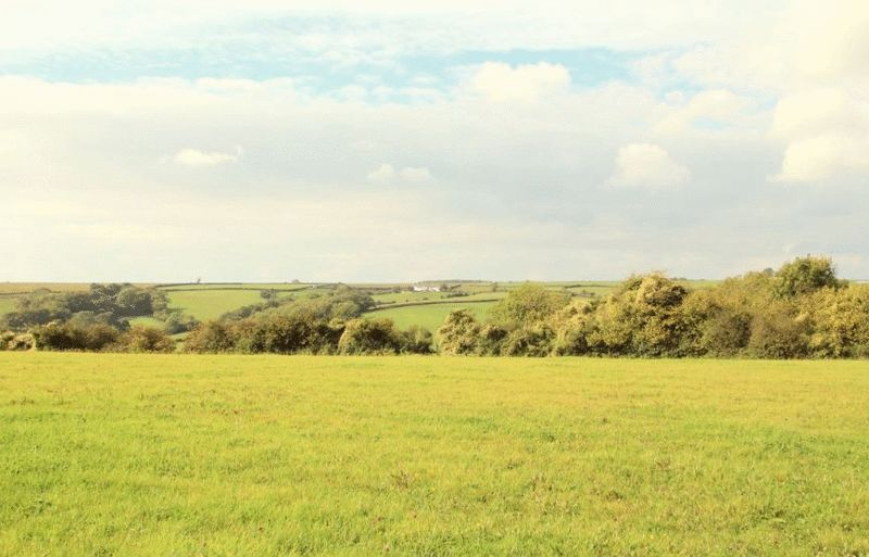 6.66 Acres of Pasture Land, Middle Hill, Llancarfan, Barry, The Vale Of Glamorgan, CF62 3AD