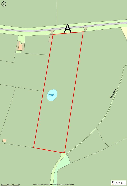 2.64 acres of Agricultural Land, The Parish Field, Ystradowen, Cowbridge
