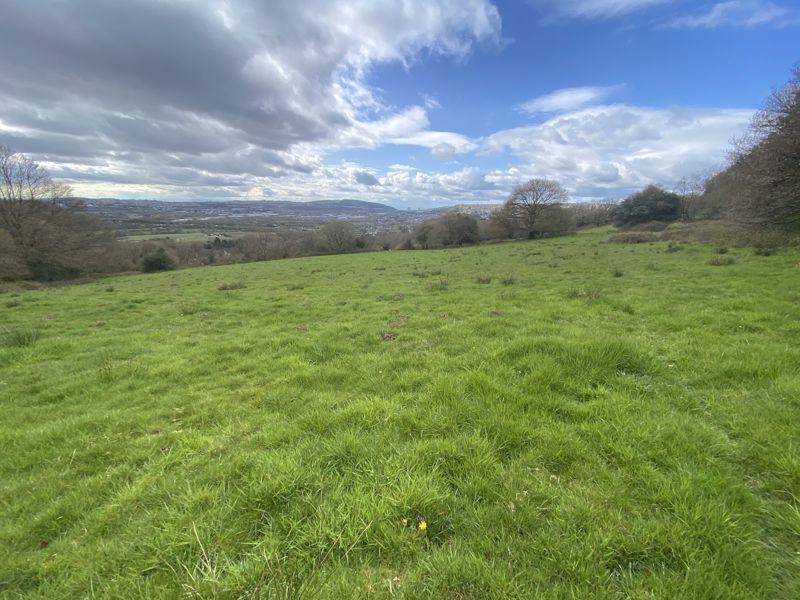 55.4 acres of land andbuilding, formerly part of GwernFadog Farm, Mynydd Gelliwastad Rd, Swansea