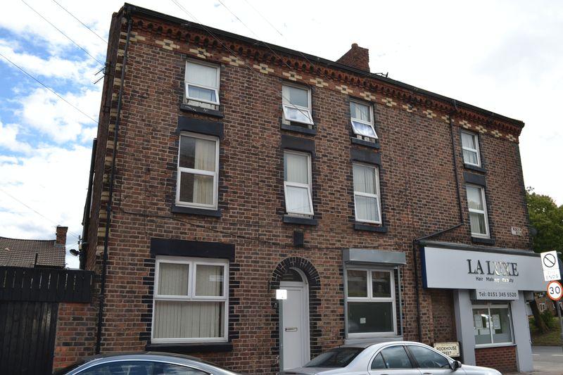 Rocky Lane,  Anfield,  Liverpool