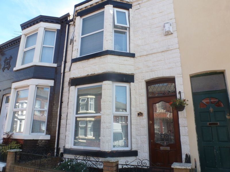 Property for sale in Leicester Road, Bootle, L20 9BR