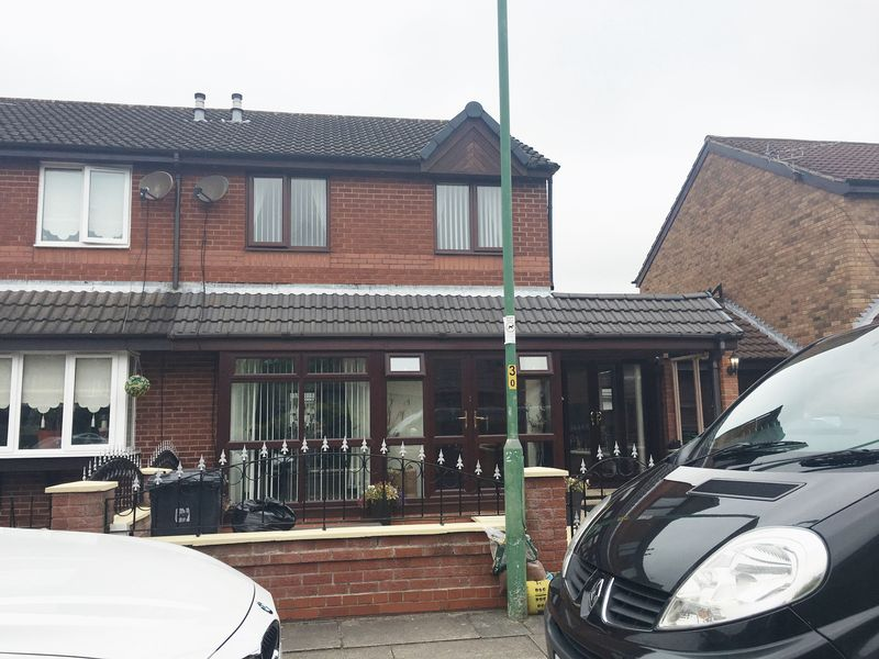 Property for sale in Rimrose Valley Road, Liverpool, L23 9YR