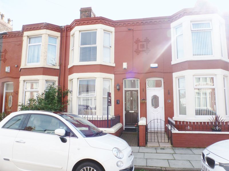 Property for sale in Trevor Road, Liverpool, L9 8DZ