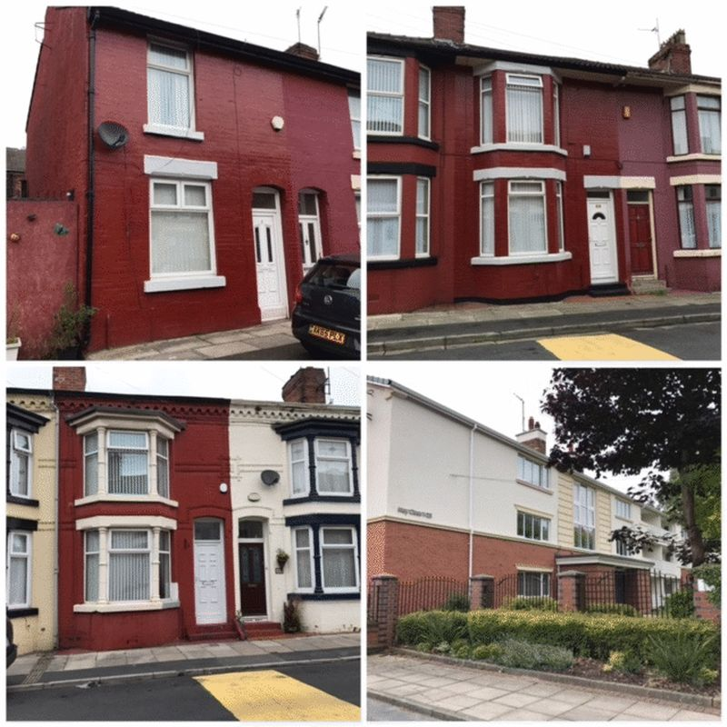 Property for sale in Lily Road, Liverpool, L21 6NX