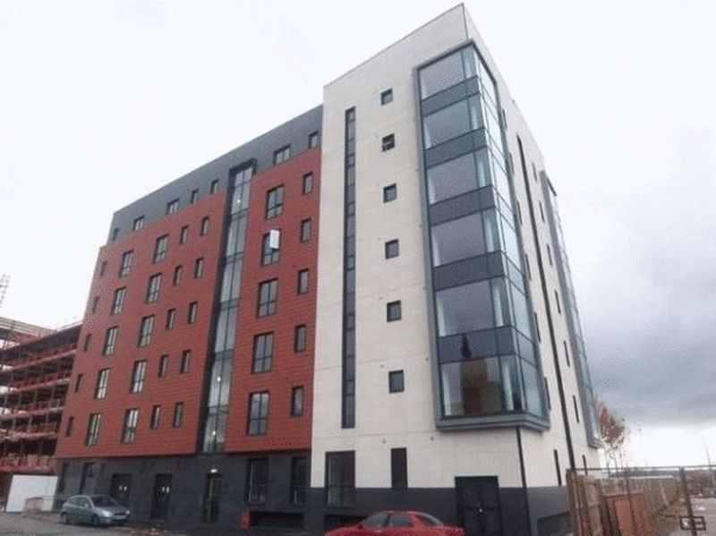 Property for sale in Plaza Boulevard, Liverpool, L8 5RX