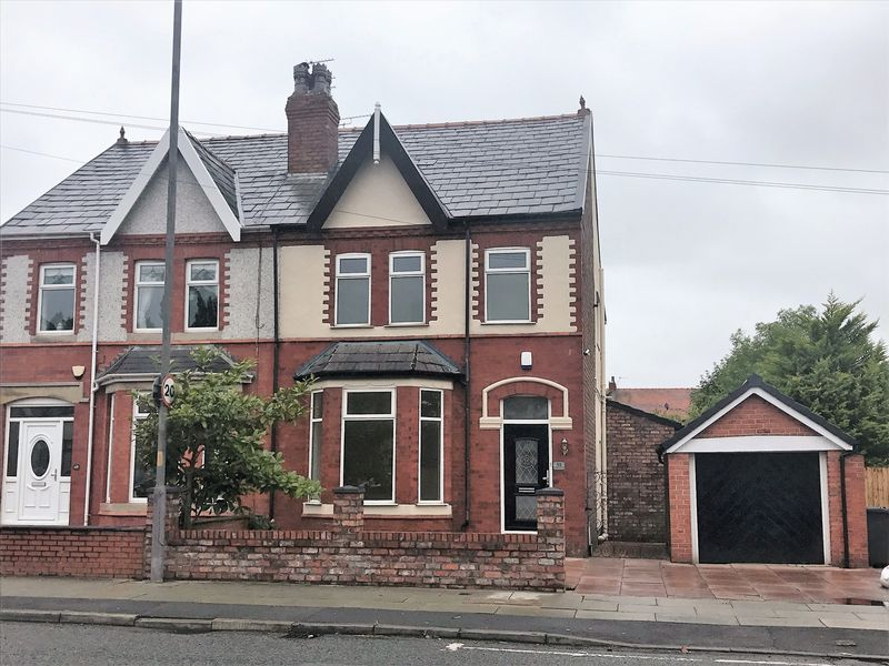 Property for sale in Brownmoor Lane, Liverpool, L23 0TD