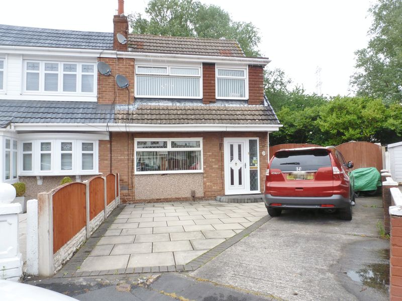 Property for sale in Windsor Park Road, Aintree, Liverpool, L10 6NF