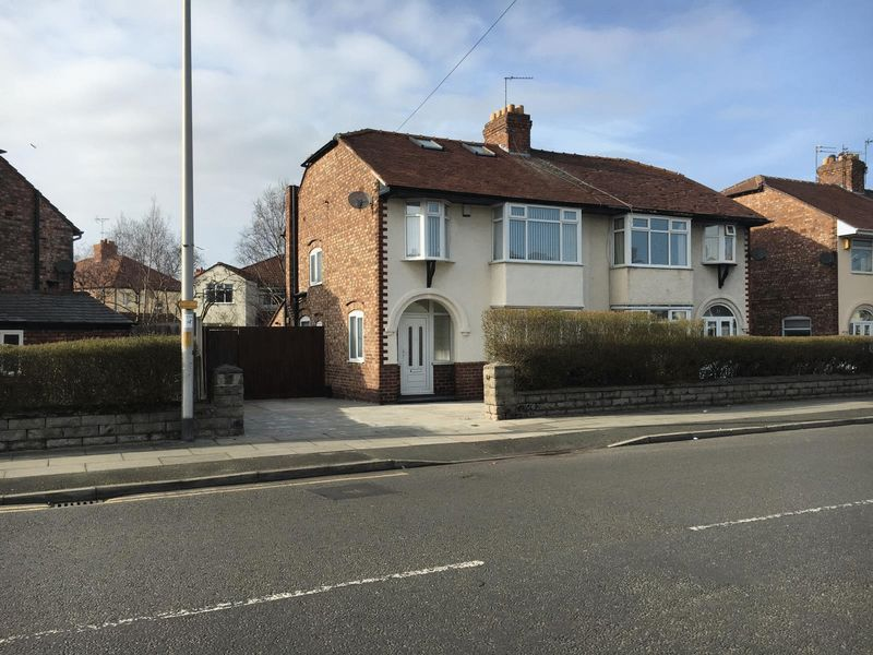 Property for sale in Stuart Road, Crosby, Liverpool, L23 0QE