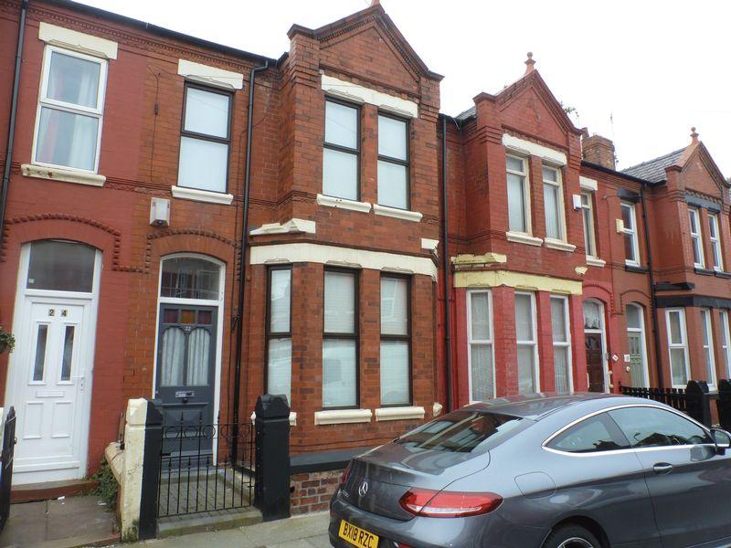 Molyneux Road,  Waterloo,  Liverpool