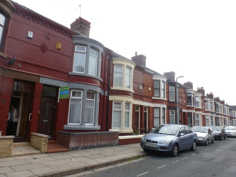 Property for sale in Wellbrow Road, Liverpool, L4 6TX