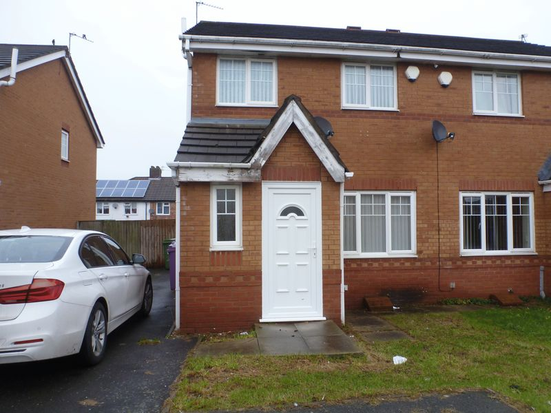 Property for rent in Woodhurst Crescent, Liverpool, L14 0BA