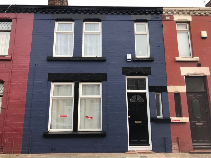 Edington Street,  Liverpool
