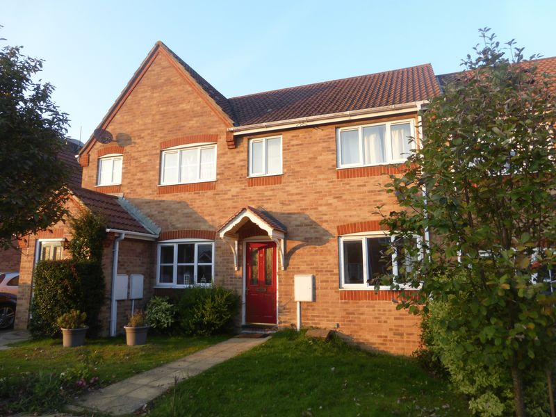 Wantage Close, Crawley