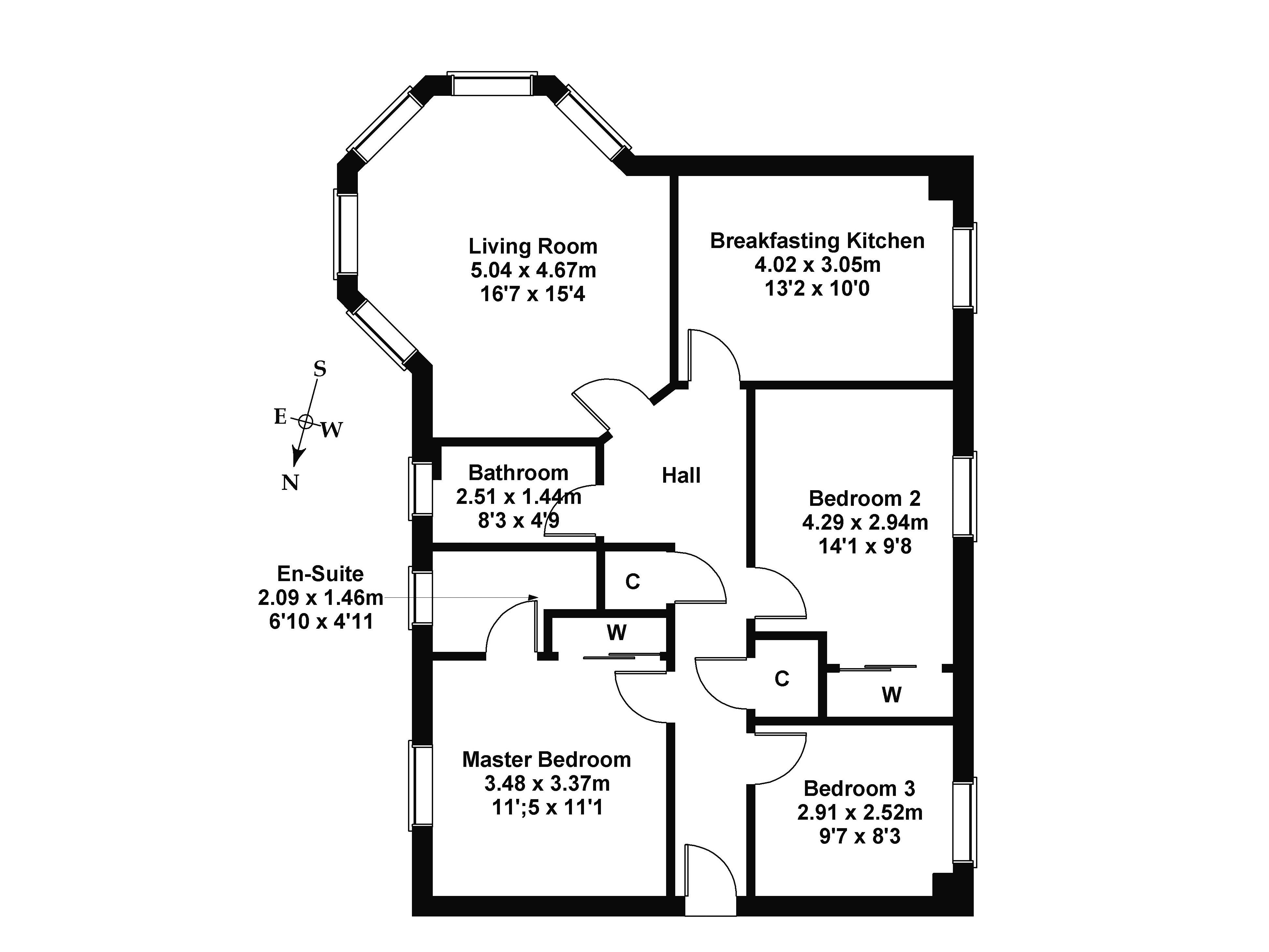 Floorplan 1 of 41 Pilmuir Place, Dunfermline, Fife, KY12 9FD