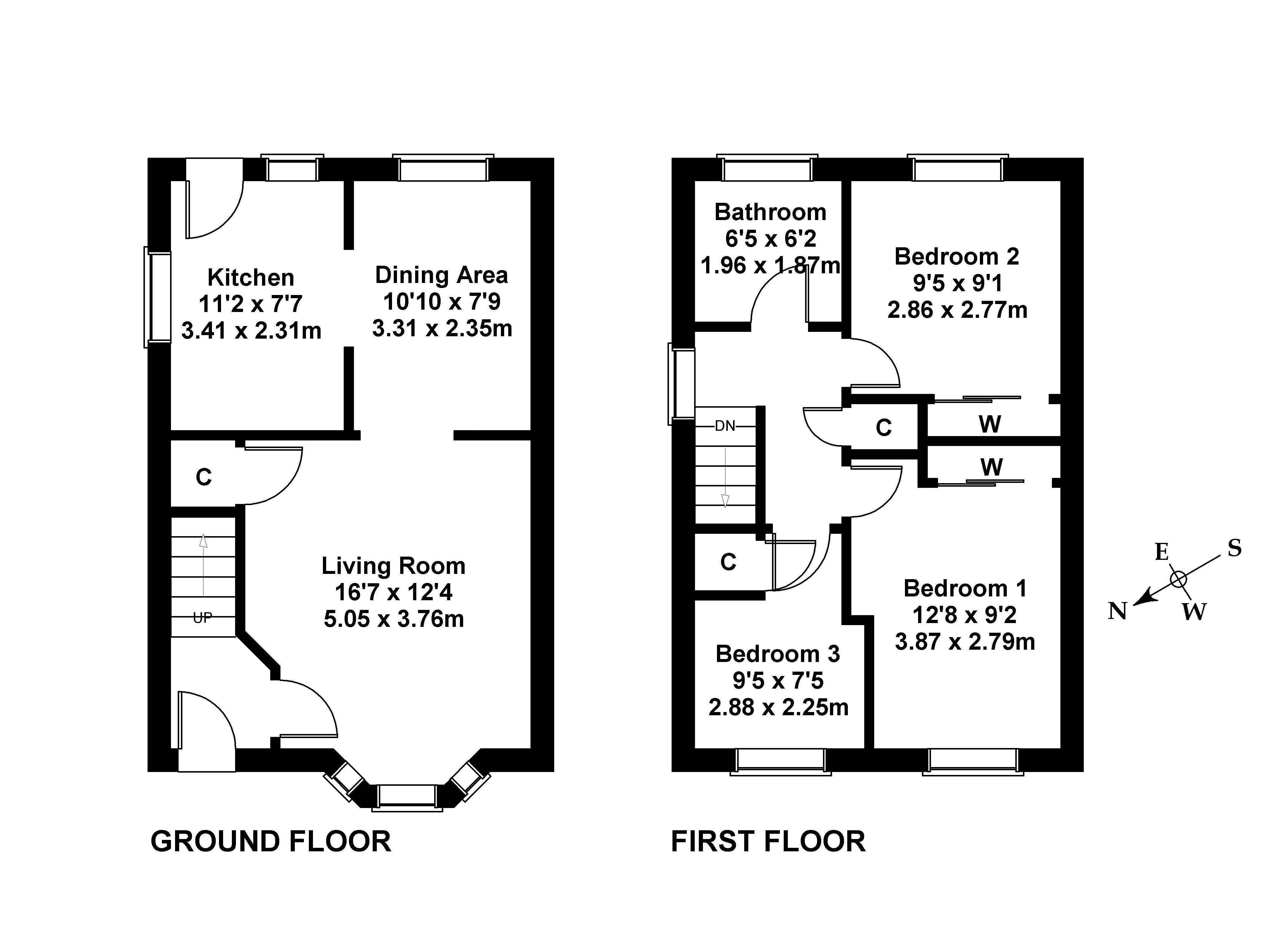 Floorplan 1 of 1 Gilberstoun Wynd, Brunstane, Edinburgh, EH15 2RR