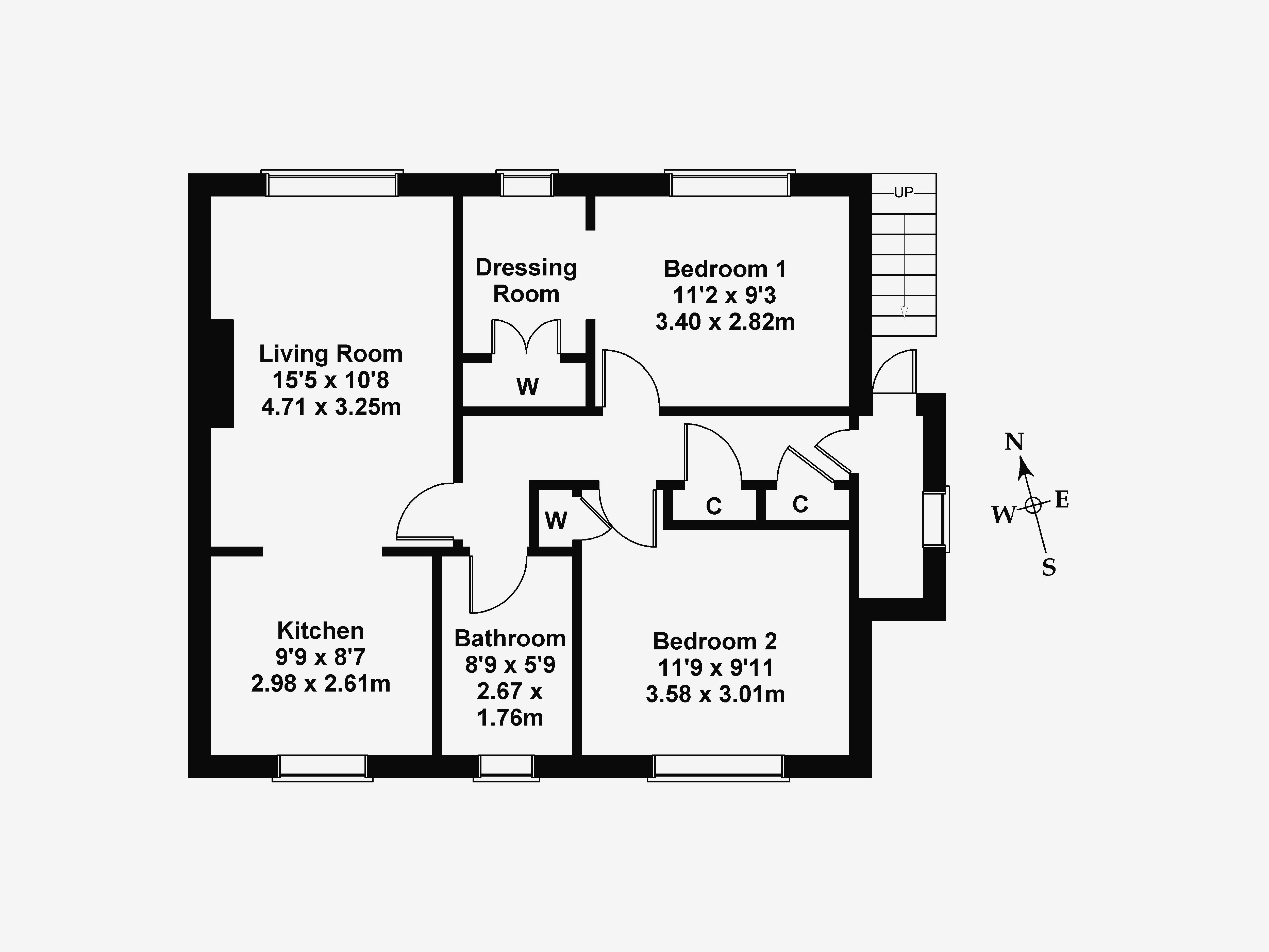 Floorplan 1 of 48 McGrigor Road, Rosyth, KY11 2AF