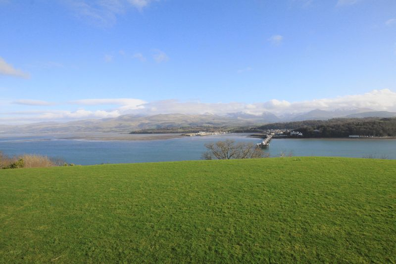 View Over to Bangor Pier