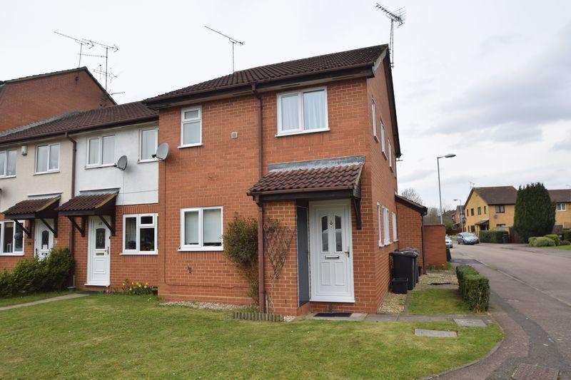 1 bedroom End Terrace to rent in Marsom Grove, Luton