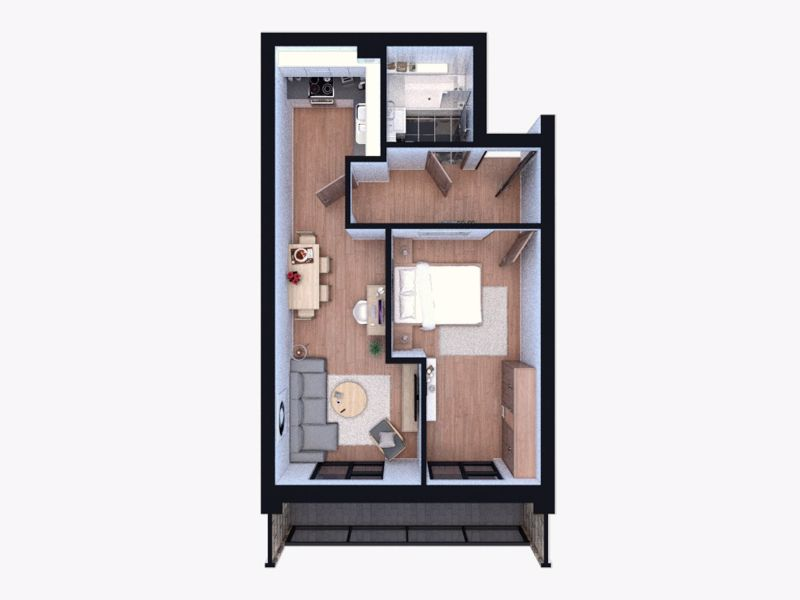 1 bedroom  to buy in Midland Road, Luton - Photo 3