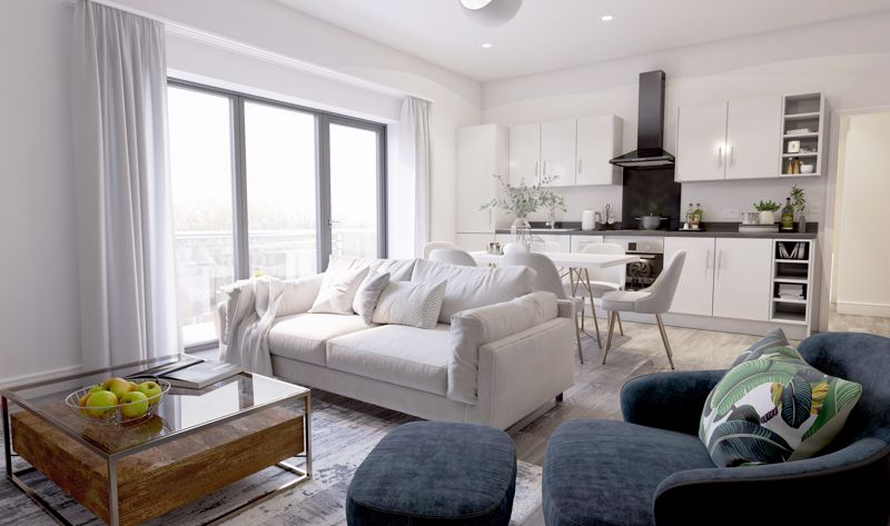 1 bedroom Flat to buy in Stockwood gardens, Newlands Road , Luton - Photo 3