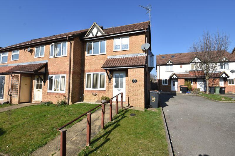 3 bedroom End Terrace to rent in Cromer Way, Luton