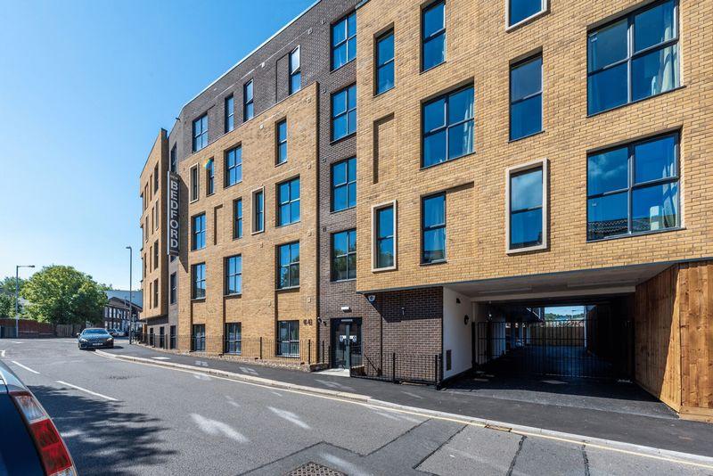 1 bedroom Flat to rent in Dudley Street, Luton