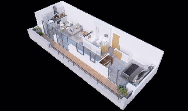 1 bedroom Apartment / Studio to buy in Newlands Road, Luton - Photo 7