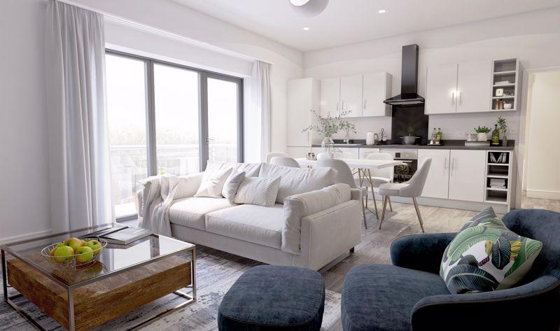 1 bedroom Apartment / Studio to buy in Stockwood Gardens, Newlands Road, Luton - Photo 3
