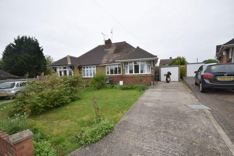 2 bedroom Bungalow to buy in Poplars Close, Luton