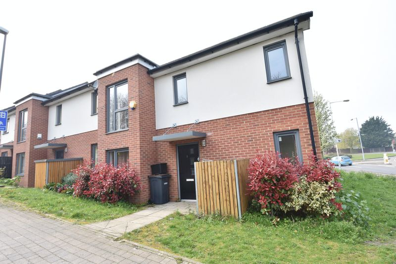 3 bedroom End Terrace to rent in Someries Hill, Luton