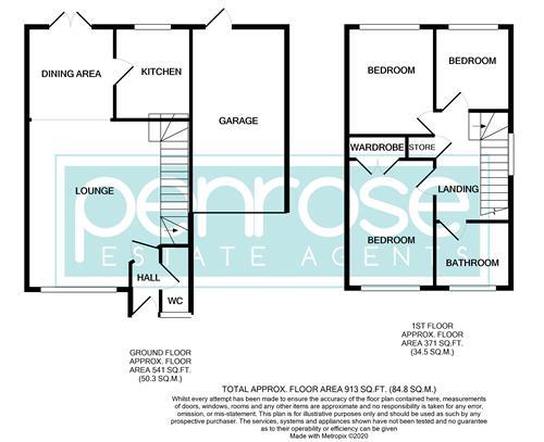 3 bedroom Detached  to buy in Chalkdown, Luton