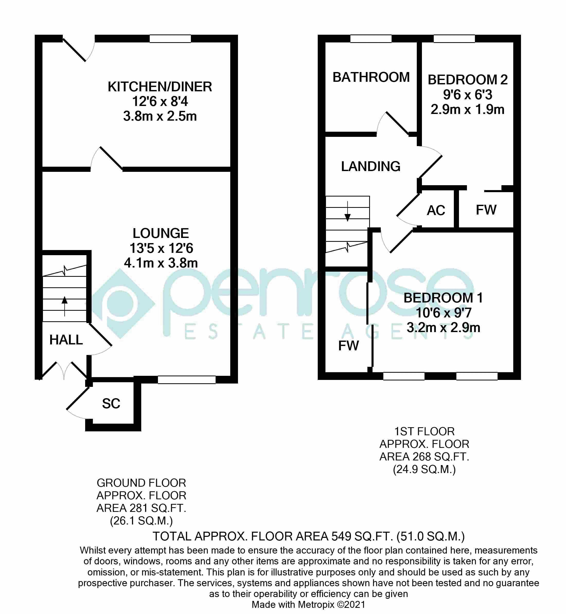 2 bedroom End Terrace to buy in Furze Close, Luton 14 Furze Close