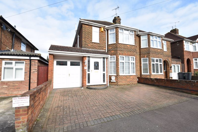 3 bedroom Semi-Detached  to buy in Shakespeare Road, Luton