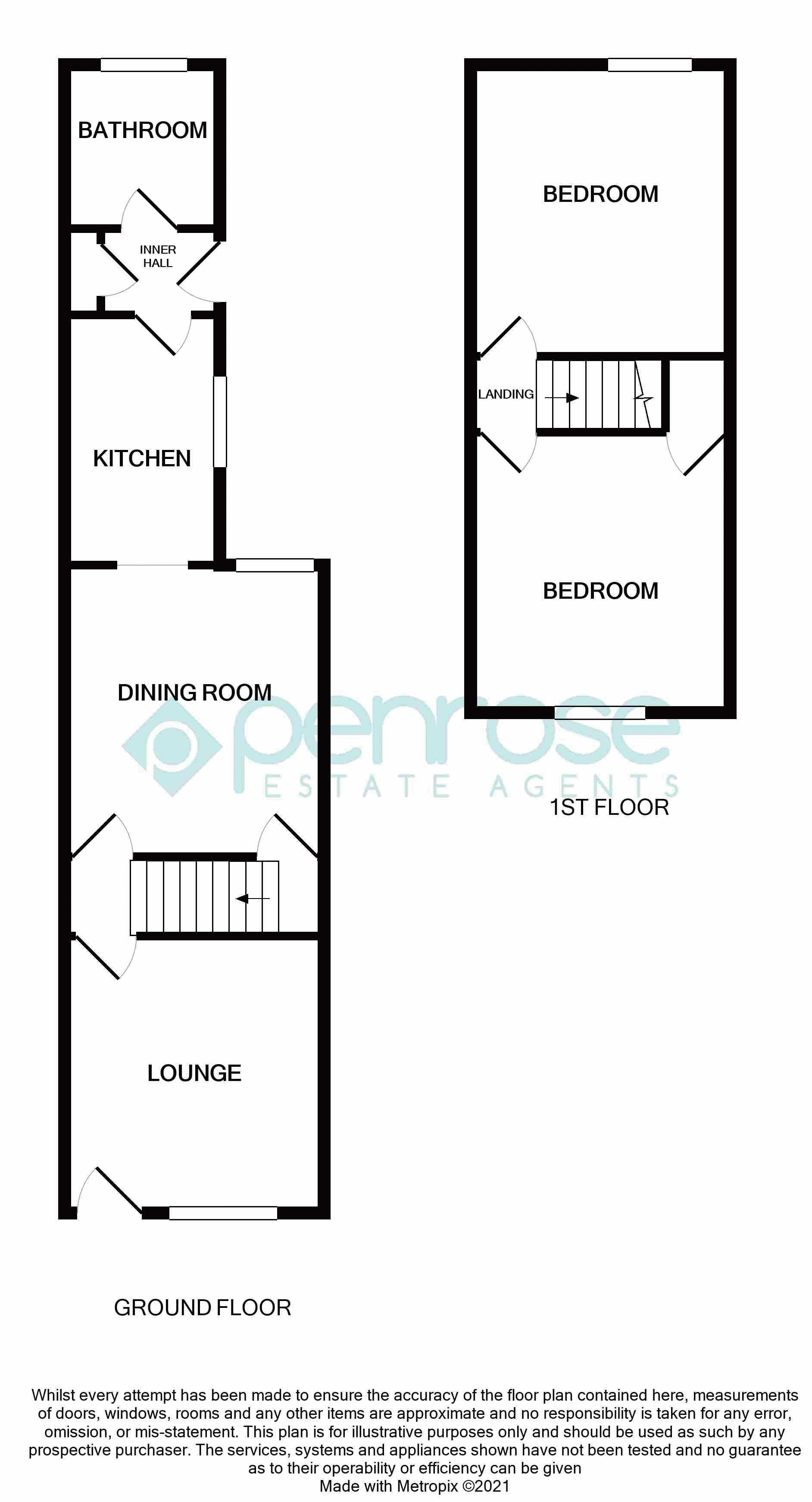 2 bedroom Mid Terrace to rent in Ashton Road, Luton 94 Ashton Road
