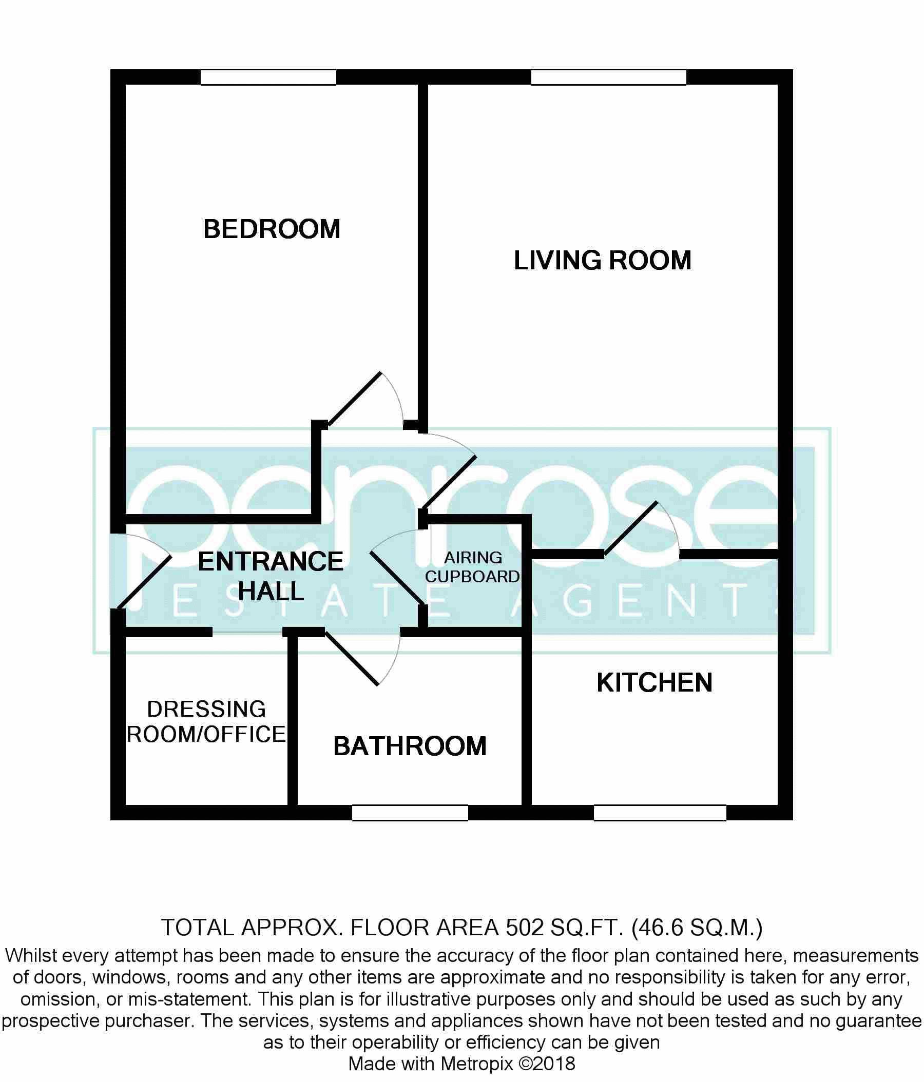 1 bedroom Apartment / Studio to rent in Dumfries Street, Luton