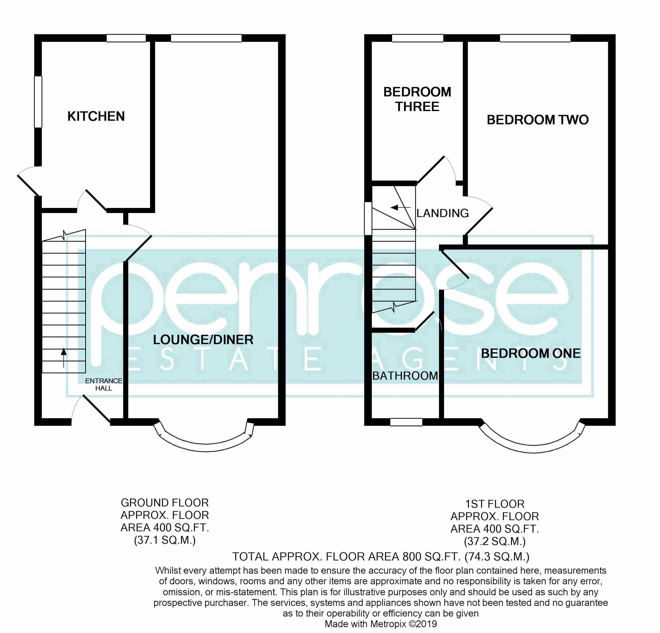 3 bedroom Semi-Detached  to buy in Mountfield Road, Luton 13 Mountfield Road