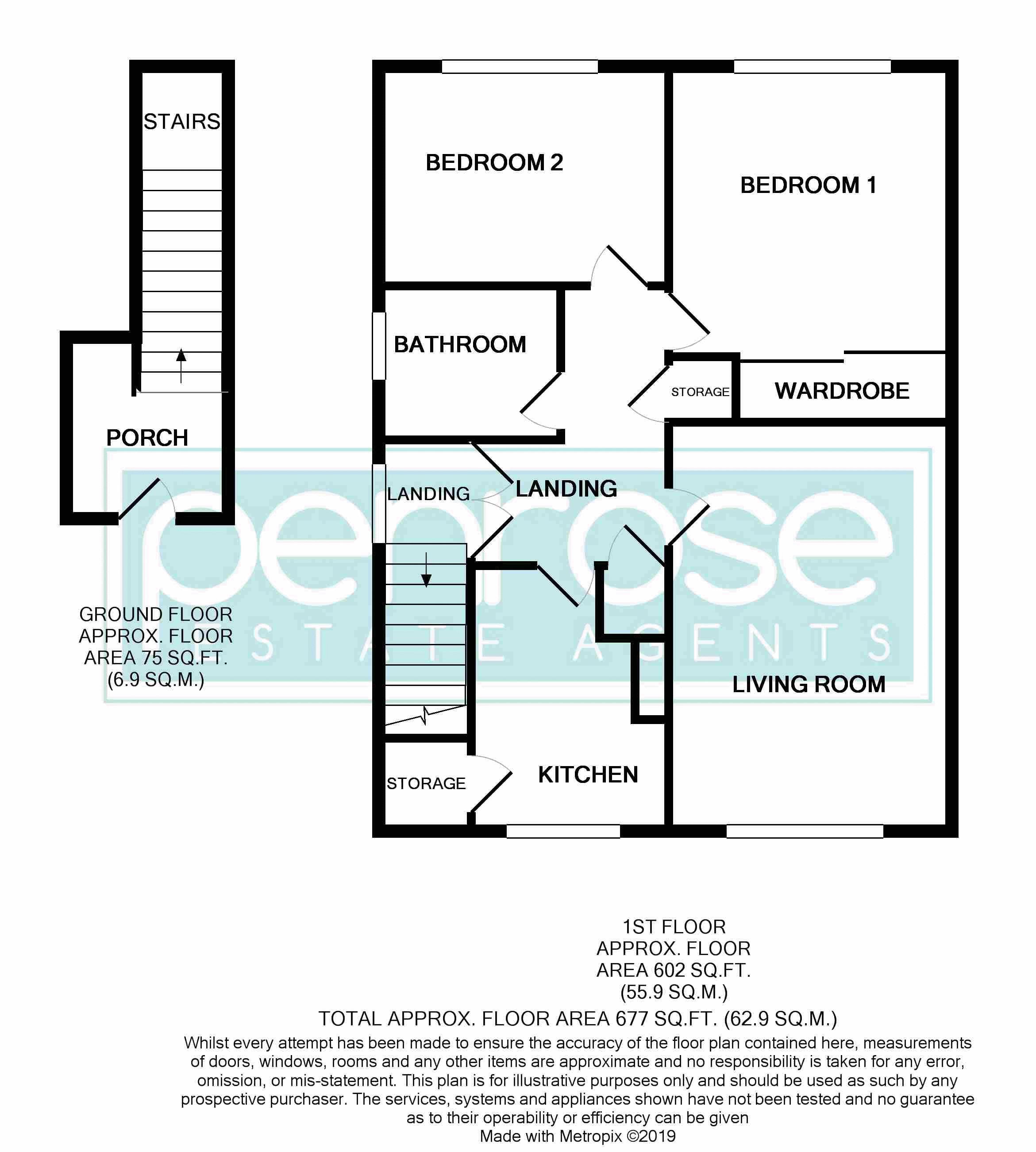 2 bedroom  to buy in Lawn Gardens, Luton