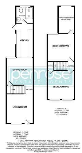 2 bedroom Mid Terrace to buy in Reginald Street, Luton
