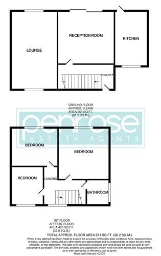 3 bedroom Semi-Detached  to buy in Priestleys, Luton